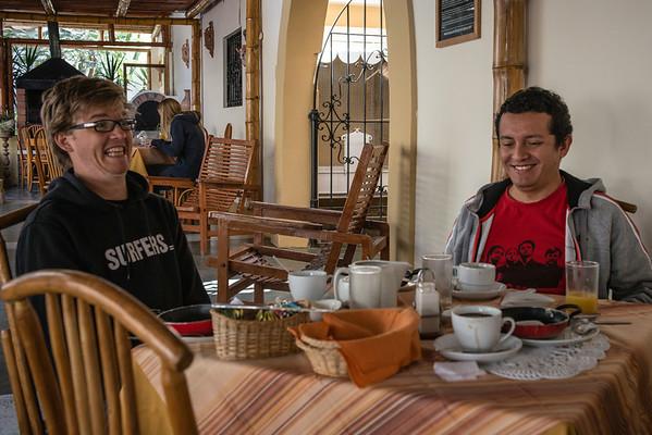 Hosteria Suiza - Huacachina
