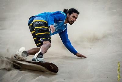 Sandboarding & Sandski @ Huacachina