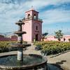 Pileta, vid y campanario Tacama