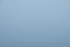 Looking towards the Norris Whitney bridge in fog.