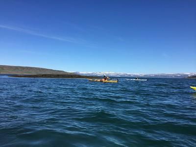 Mjóifjörður (kayaking)