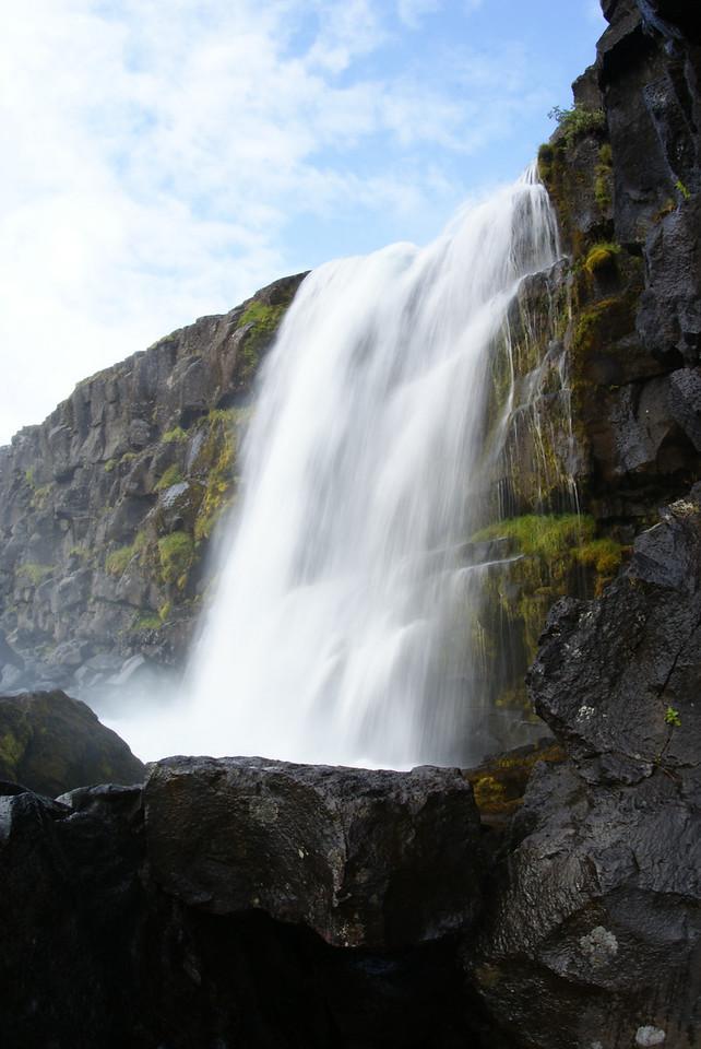 Þingvellir National Park.  Nice.
