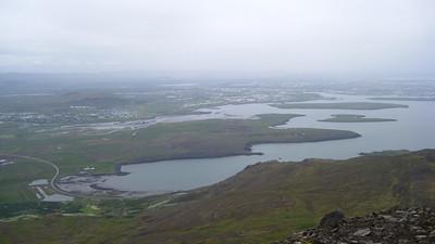 View of Rekyjavik.