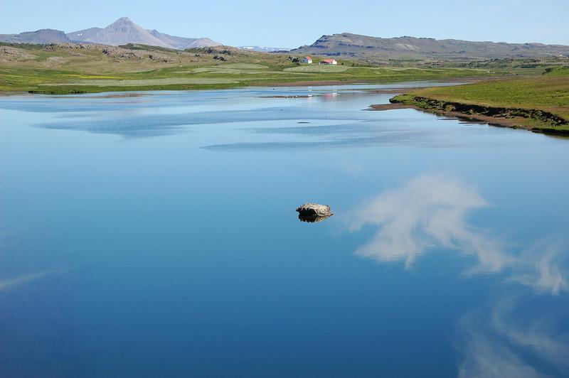Off Highway 50, west Iceland