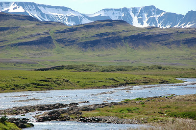 Off Highway 50, west Iceland