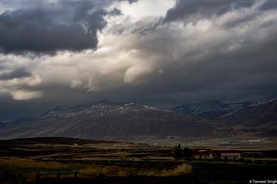 Akureyri to Westfjords(7th october)