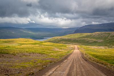 Raudasandsvegur, Westfjords