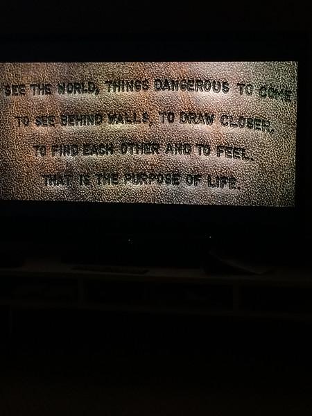 Screenshot from Secret Life of Walter Mitty