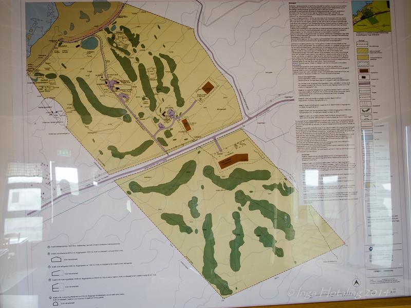 The Golf Course in Vogar