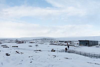 Þingvellir Entrance