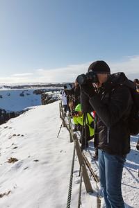 Gullfoss Photographers