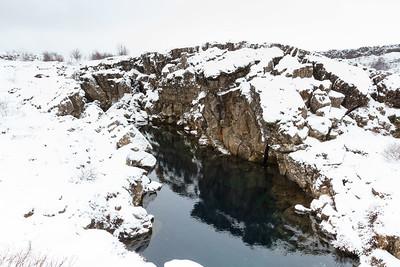 Tectonic Rift, Þingvellir