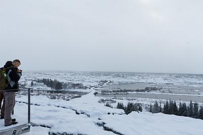 Þingvellir Lookout