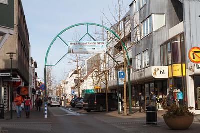 Hverfisgatan Er Opið (Neighbourhood Street Is Open)