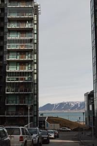 View From Vatnsstígur