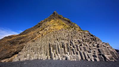 Black Sand Beach Basalt
