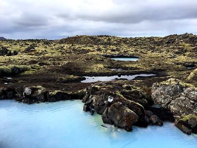 The Blue Lagoon Landscape