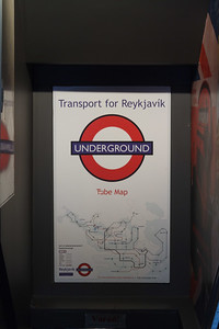 Transport for Reykjavík (English Pub)