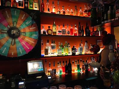 Inside Lebowski Bar