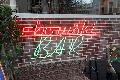 Lebowski Bar Neon