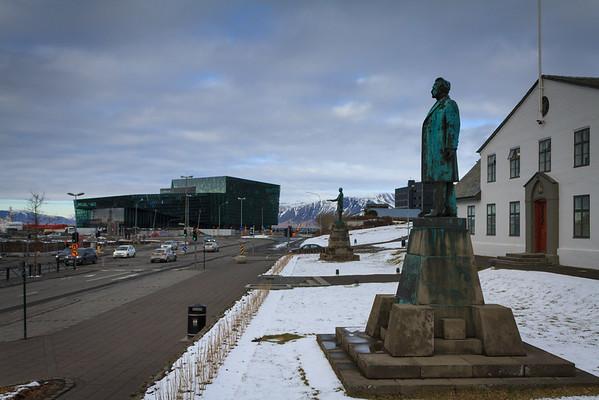 Streets of Reykjavík