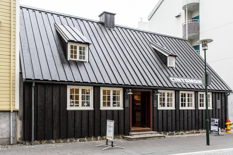 The oldest house in Reykjavik