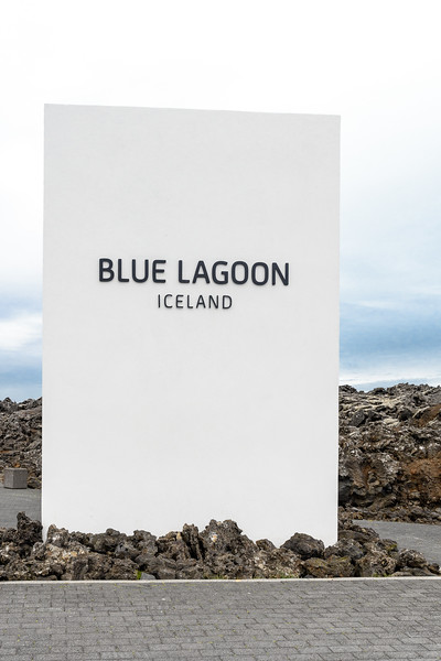 The Blue Lagoon, between Keflavik and Grindavik.  The milky-blue 38C water comes from the Svartsengi geothermal plant.  It is rich in blue-green algae, mineral salts and fine silica mud.
