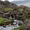 Thingvellir National Park.  Oxara River