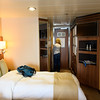Our cabin, #313, on the National Geographic Explorer