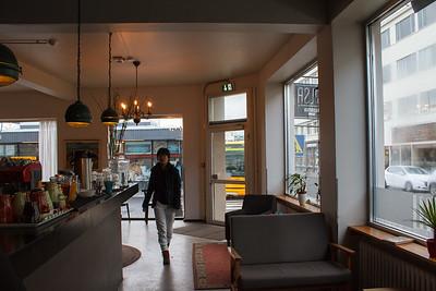 Hlemmur Café