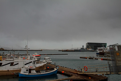 The Harbour And Harpa