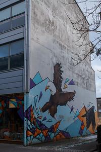 Laugavegur Street Art