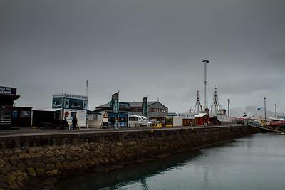 Harbour Tours Dock