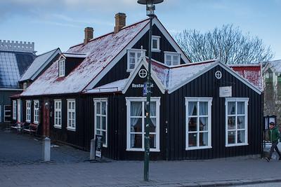Lækjarbrekka Restaurant