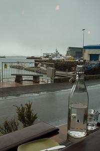 Harbourside Lunch At Höfnin