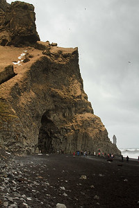 The Cave At Reynisfjara
