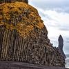 Basalt Cliffs And Pillar