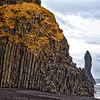 Basalt Cliffs And Pillar