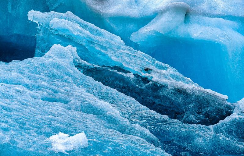 jokulsarlon Glacial Lagoon (Detail)