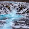 Blue Water Falls - Bruarfoss