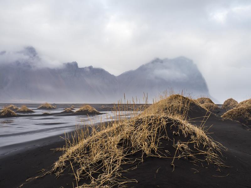 Vestrahorn Dunes