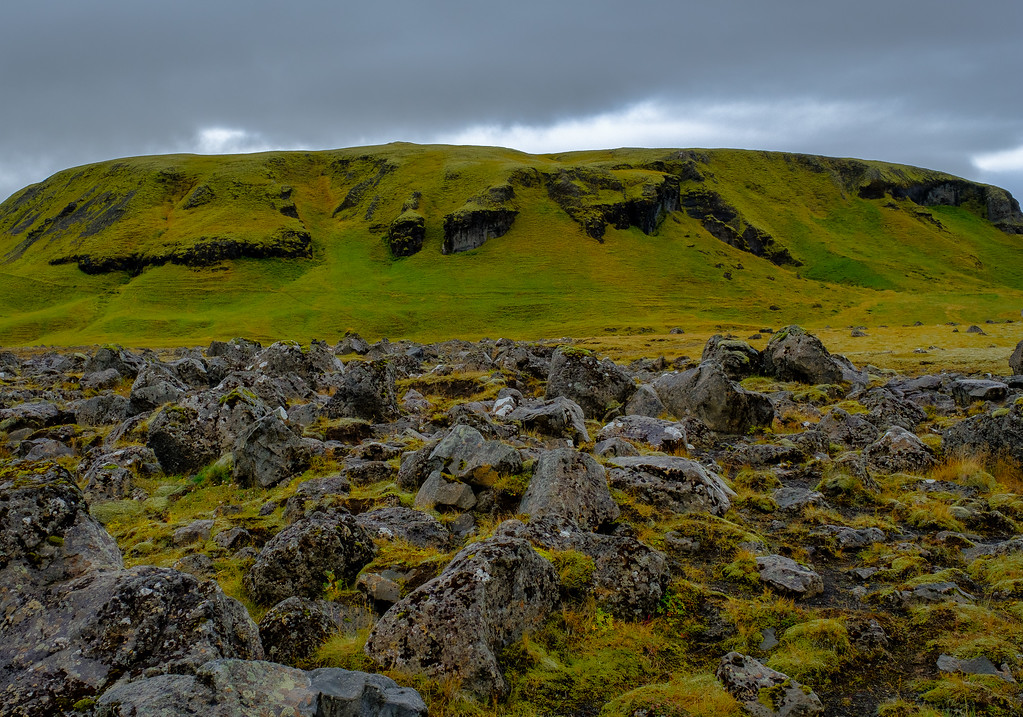 Iceland - Roadside View