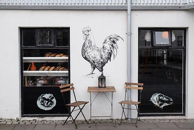 Parisian style bakery.