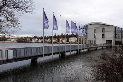 Reykjavík City Hall.