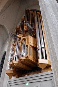 Hallgrímskirkja pipe organ - 5275 pipes....