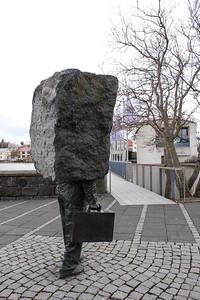 The Monument to the Unknown Bureaucrat (1993) – Magnus Tomasson.