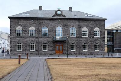 Parliament House - 19th Century.