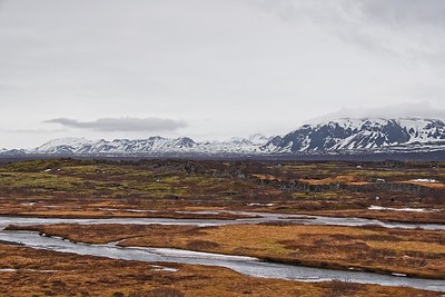 Thingvellir National Park, Iceland.