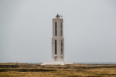 Knarraros lighthouse.