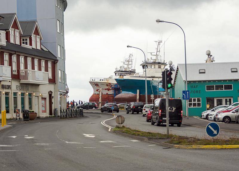 Reykjavek Pre-Tour